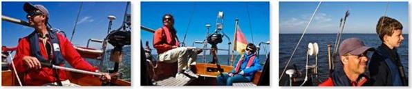 Nordseesegeln: Genuss und Entspannung für die ganze Familie
